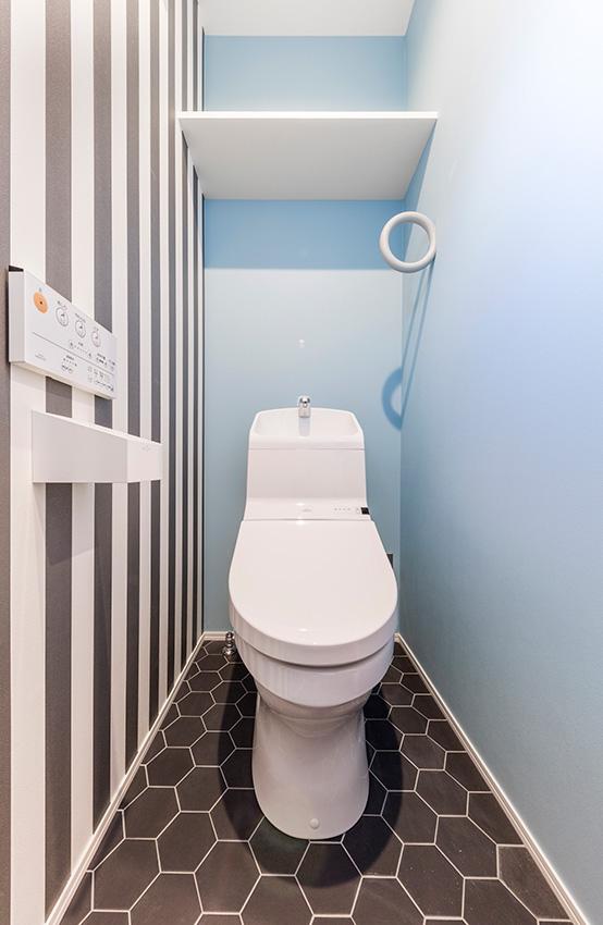 ゼロキューブシンプルスタイル・トイレ