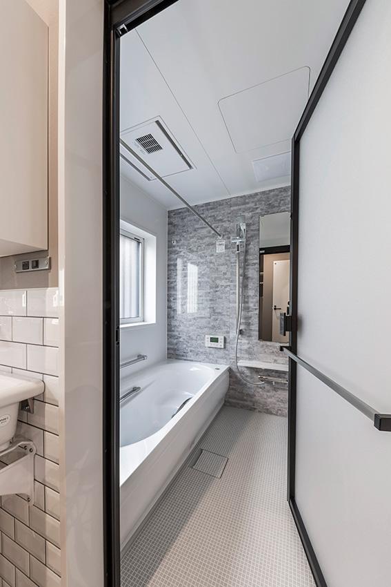 ゼロキューブシンプルスタイル・バスルーム