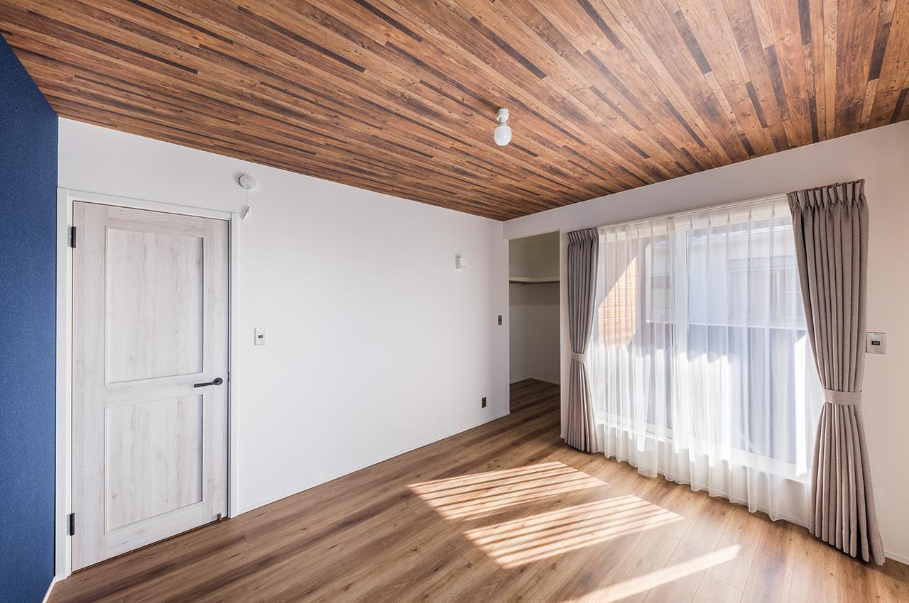 ゼロキューブシンプルスタイル・主寝室