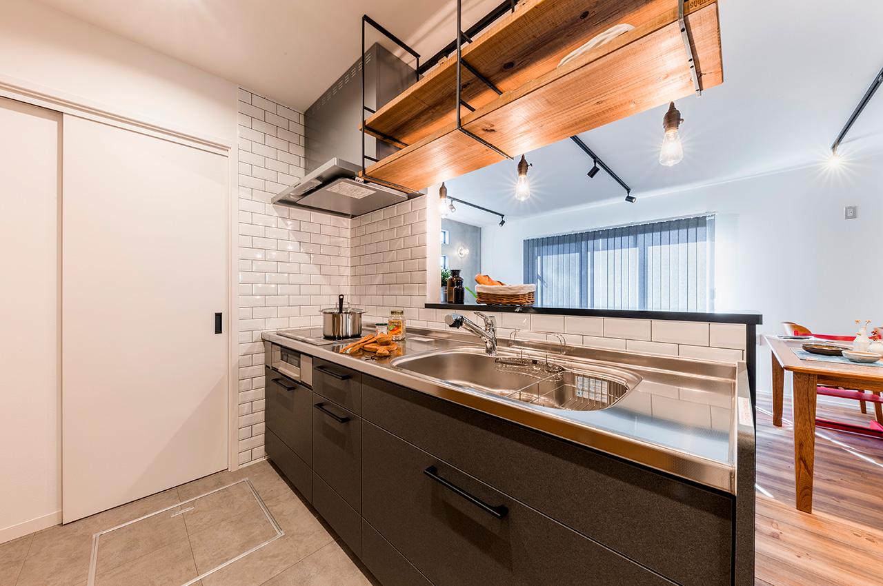 ゼロキューブシンプルスタイル キッチン