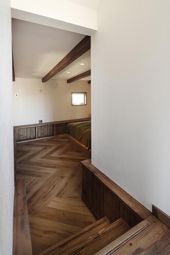 オレンジハウス吉祥寺 八王子 ビーノ-アレン- 主寝室