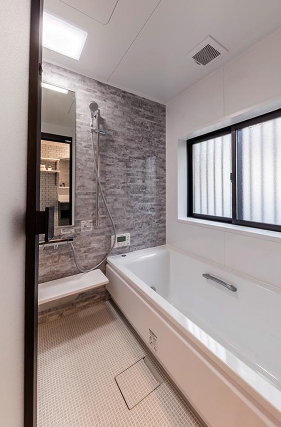 ゼロキューブ バスルーム