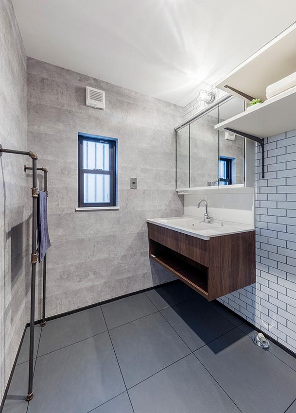 ゼロキューブ 洗面室