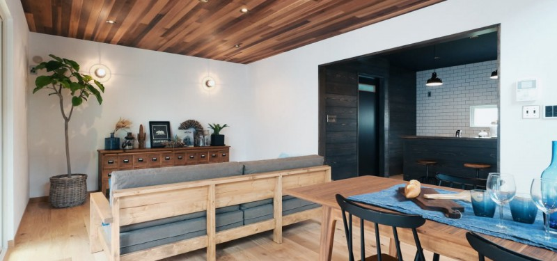 ZERO-CUBE MALIBU 豊かな時間を、シンプルに愉しむための家