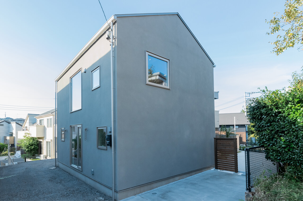 ORANGE HOUSE -LIEN-